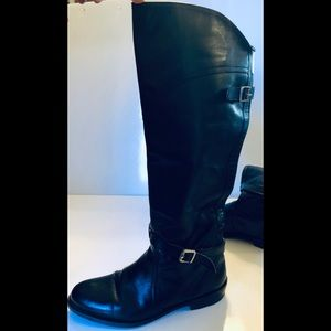 Women's Frye Pull on riding boots 8M